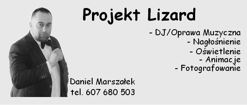 DJ Lizard wodzirej na wesele